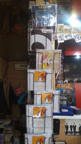 Самые свежие музыкальные сборники на лицензионных аудио cd, магазин