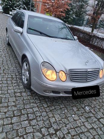 Mercedes E-klasa W211 2.2 cdi lub zamienię