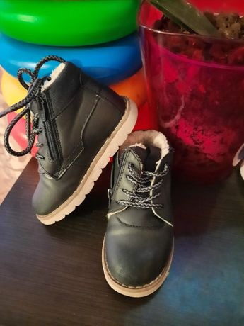Ботинки zara хайтопи