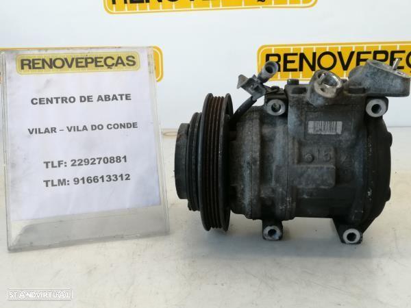 Compressor Do Ar Condicionado Toyota Avensis (_T22_)
