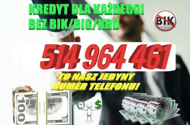 Pożyczki dla zadłużonych. Spłata Komornika. Bez BIK.CAŁA POLSKA-ONLINE