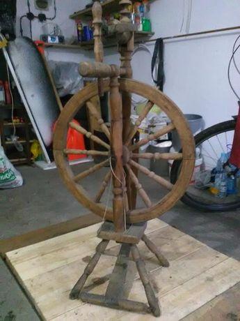 Sprzedam kołowrotek drewniany