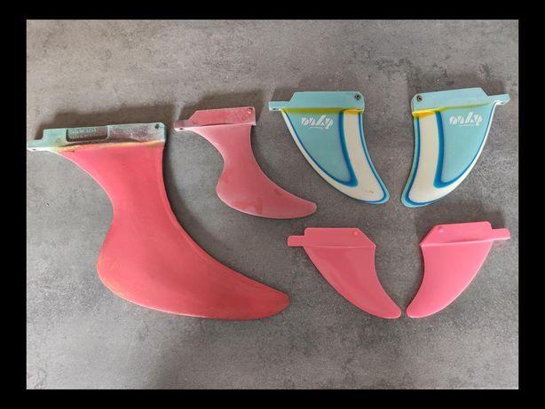Stateczniki finy do deski surfingowej windsurfingowej sup