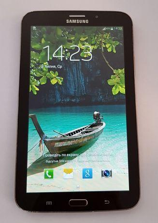 Планшет Samsung Galaxy Tab 3, T211, 3G, Gold Brown, 8Gb, GPS