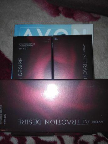 Attraction Desire Nowość dla niej i dla niego Avon