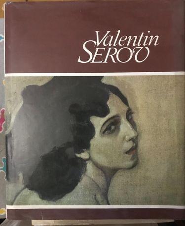 Книга каталог Валентин Серов