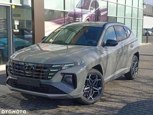 "Hyundai Tucson 1,6 T GDI Hybrid 230 KM 6AT 2WD Executive N LINE + el. klapa ""od ręki"""