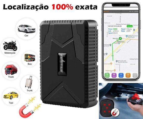 Localizador GPS IMAN (Bateria 2 Meses/100% Exato/APP) Carros Etc (NOVO