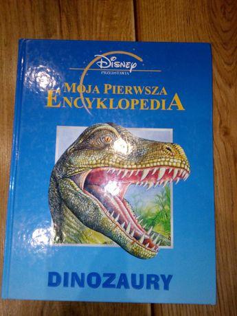 Moja pierwsza Encyklopedia Dinozaury