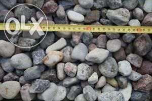 Drenaż kamień drenacyjny kruszywo drenażowe 16-40mm