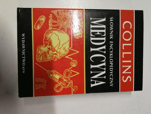 Collins Słownik encyklopedyczny Medycyna