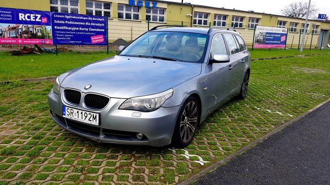 BMW 535d BiTurbo 272KM Bogata Opcja Jasna Skóra