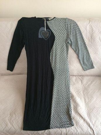 Sukienka rozmiar UK 18, PL L , nowa.