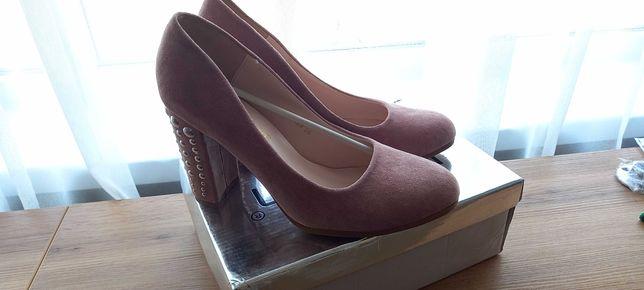 Туфлі рожеві, 38 розмір