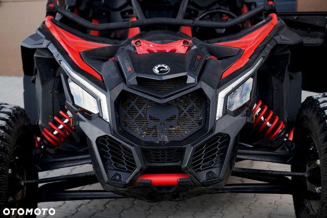 Can-Am Maverick Can Am Maverick X3 XRS Turbo R zarejestrowanym, mocno doposażony