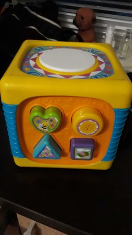 Іграшковий, музичний куб