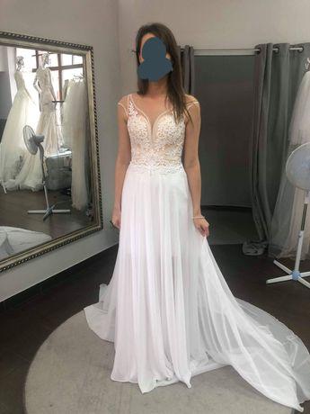 Suknia ślubna lub na poprawiny