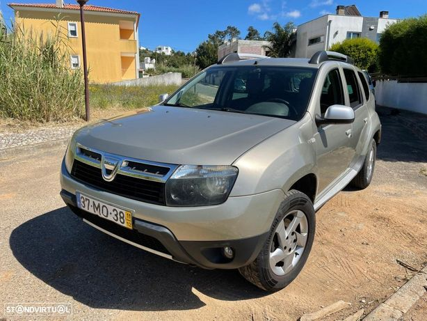 Dacia Duster 1.5 dCi Confort Cuir 4WD