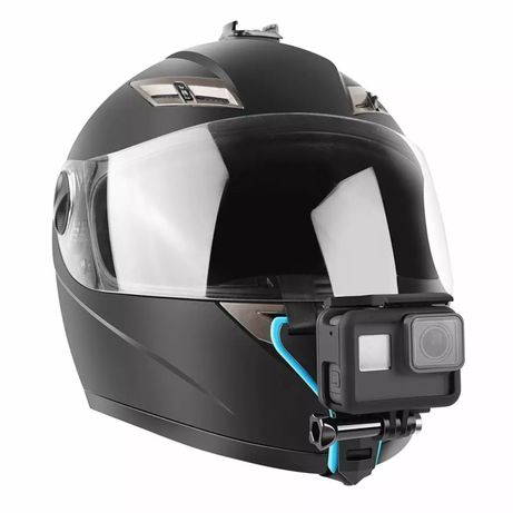 Крепление на мото шлем подбородок для GoPro 9/8/7/6/5/4/3 Xiaomi Yi 4K