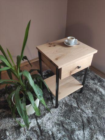 Stolik kawowy lite drewno