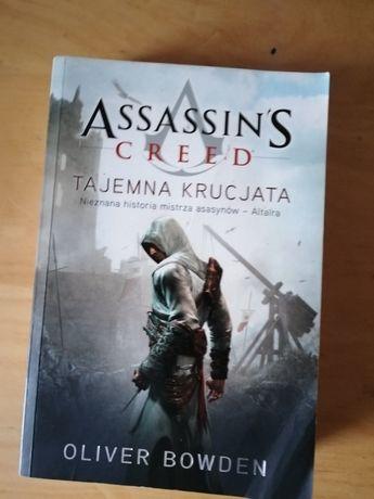 Assassin's Creed Tajemna Krucjata Oliver Bowden