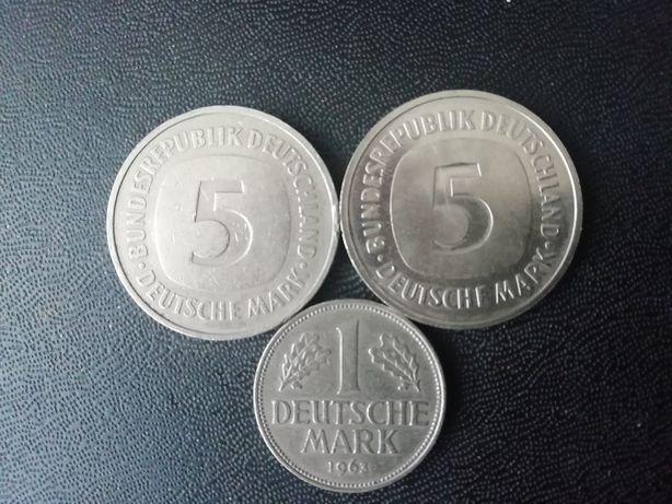 Монеты Германии Польши Чехии Словакии Австрии Нидерландов США Индии