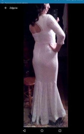 Suknia#ślub#wesele# Bonprix koronkowa r.38/40