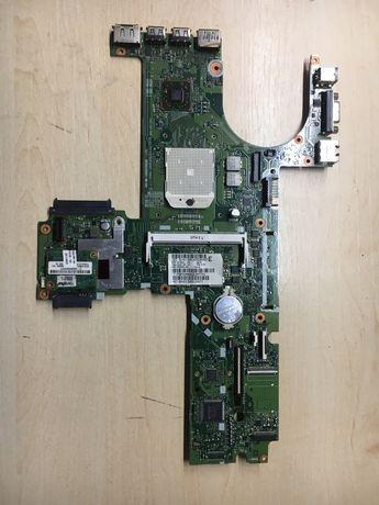 Plyta Glówna HP Probook 6555b uszkodzona grafika