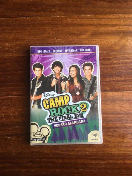 Camp Rock 2 - The Final Jam DVD