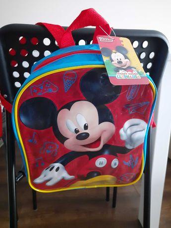 Plecak, plecaczek Miki. Nowy.