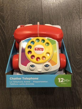 Zabawka telefonik do ciągnięcia Fisher Price