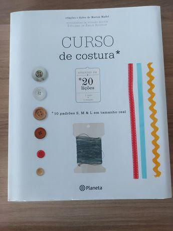 Curso de costura-  manual