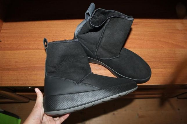 Ecco Ukiuk зимові чоботи з натуральним хутром