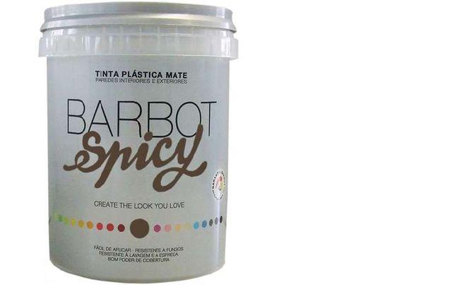 Tinta BARBOT Spicy Canela (Castanho) 0,75/2,5L NOVA