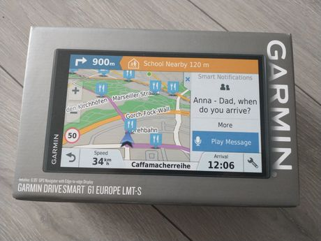 Nawigacja Garmin nowa