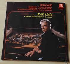 Wagner Karajan Tannhauser Ouverture Bacchanale