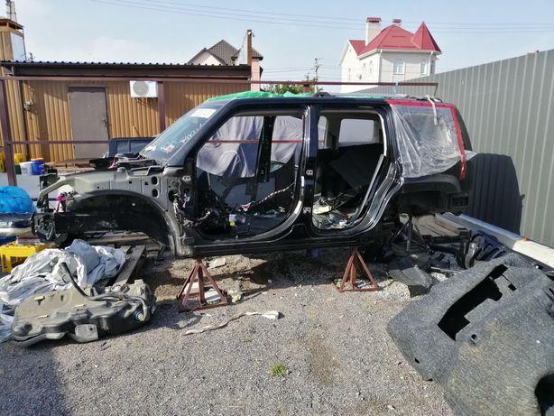 Jeep patriot 2013-2017 детали кузова