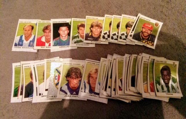 Cromos Futebol 93/94 (recuperados)