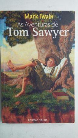 MARK TWAIN - As Aventuras de Tom Sawyer