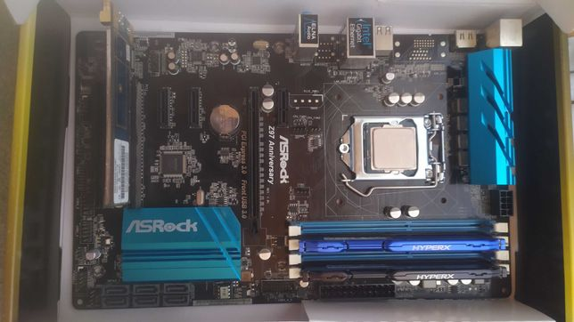 i7 4790k Z97 16GB RAM DDR3 FERA 3