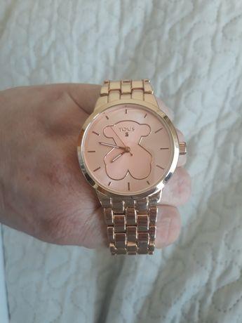 zegarek różowe złoto