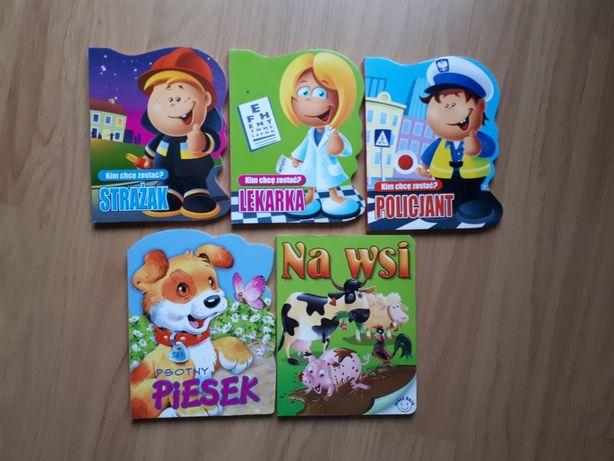 Pierwsze książeczki dla dzieci
