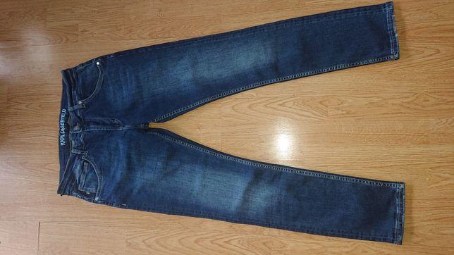 Spodnie dżinsowe Karl Lagerfeld
