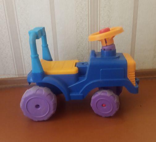 Толокар трактор Орион