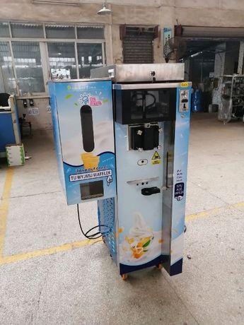 nowa maszyna do lodów samoobsługowa- okazja
