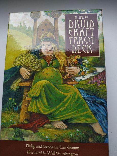 Druid Craft Tarot | Таро ремёсла друидов (Друидкрафт)