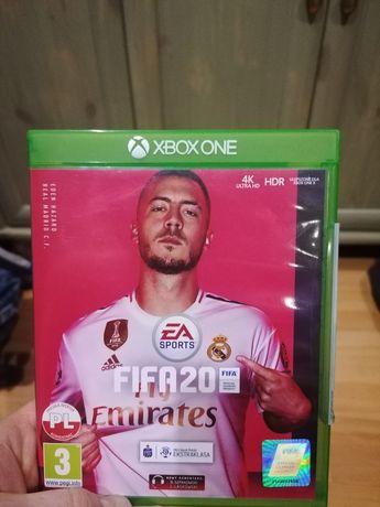 Gra FIFA 20 PL Xbox One
