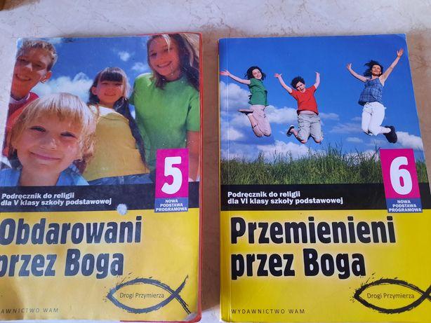 Podręczniki do religii 5 i 6 klasa