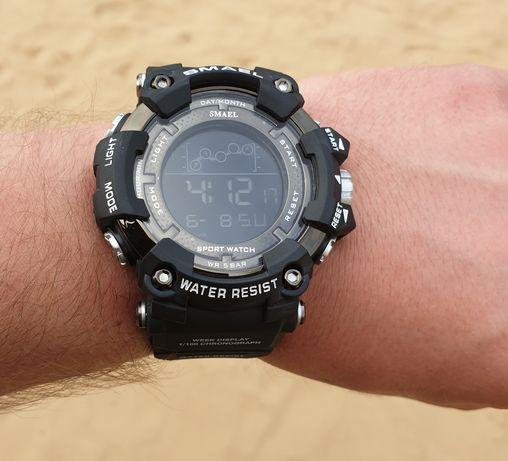 NOWOŚĆ 2019 sportowy zegarek męski