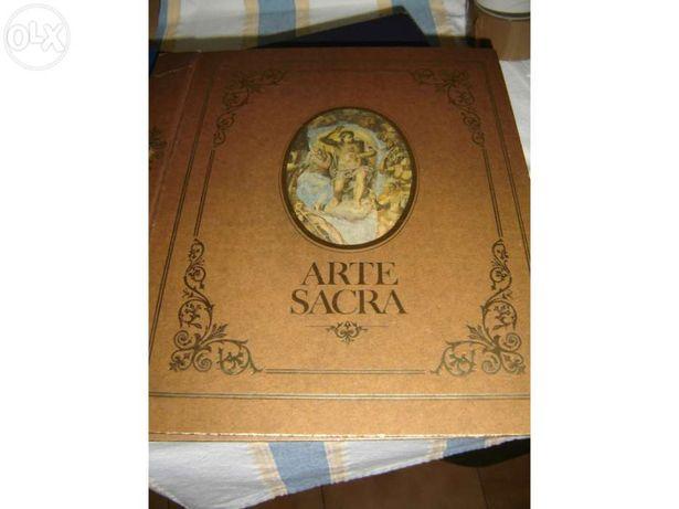 vendo Livro de Arte Sacra